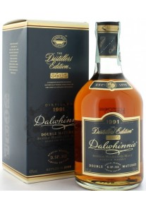 Whisky Dalwhinnie Double Matured 1991 0,70 lt.