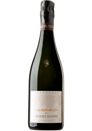 Champagne Jacques Selosse Blanc de Blancs Substance 0,75 lt.
