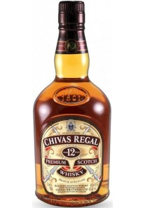 Whisky Chivas Regal 12 anni 0,70 lt.