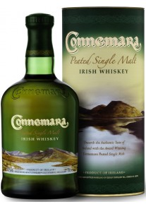Whisky Connemara Peated Single Malt 0,70 lt.
