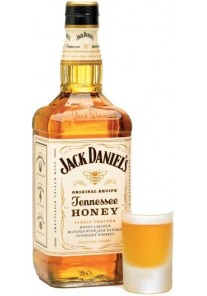 Whisky Jack Daniel\'s Honey 1 lt.