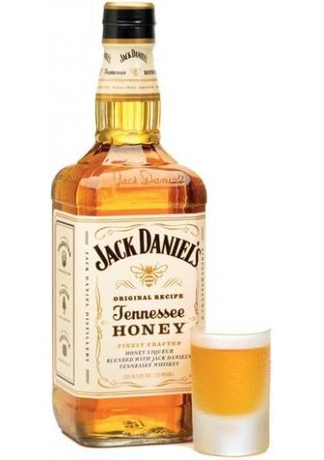Whisky Jack Daniel\'s Honey 1 lt.