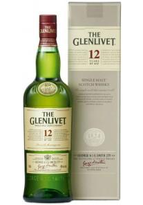 Whisky The Glenlivet Single Malt 12 anni 0,70 lt.