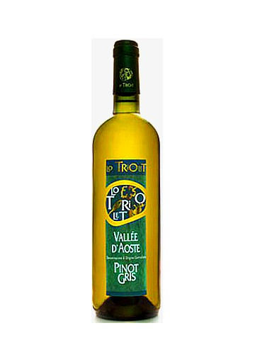 Pinot Gris Lo Triolet Barrique 2011 0,75 lt.