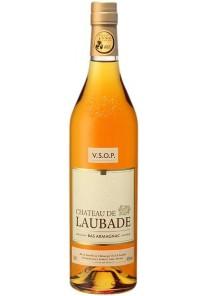 Bas Armagnac Chateau de Laubade VSOP 0,70 lt.