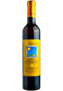 Passito di Pantelleria Naturale Salvatore Murana Khamma dolce 2006 0,500 lt.