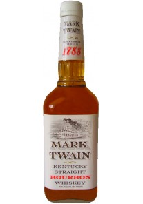 Whisky Mark Twain Bourbon 0,70 lt.