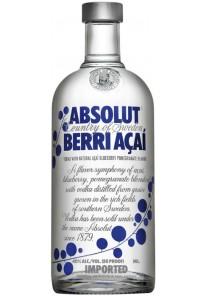 Vodka Absolut Berri Acai 1 lt.