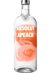 Vodka Absolut Pesca 1 lt.