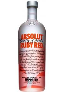 Vodka Absolut Ruby Red 1,0 lt.