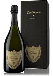 Champagne Dom Perignon confezione regalo 2 bottiglie 0,75 lt.