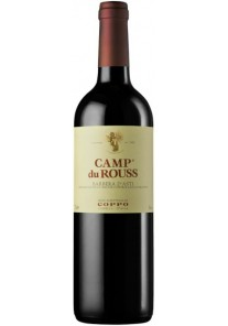 Barbera d\'Asti Coppo Camp Du Rouss 2012 0,75 lt.