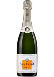 Champagne Veuve Clicquot Demi Sec  0,75 lt.