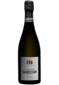 Champagne Jacquesson Cuvee 739 Extra-Brut 0,75 lt.