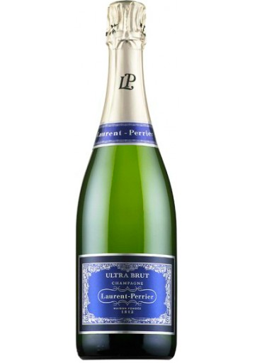 Champagne Laurent Perrier Ultra Brut  0,75 lt.