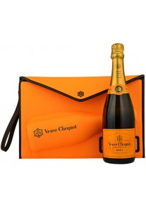 Champagne Veuve Clicquot Clutch Bag 0,70 lt.