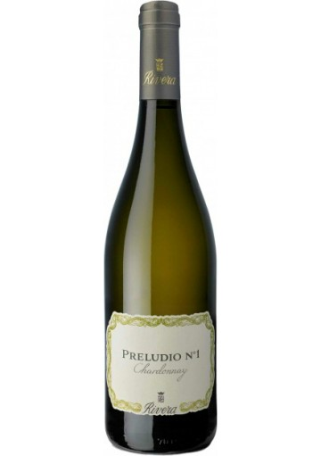 Chardonnay Preludio N.1 Rivera 2013 0,75 lt.
