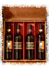 Cassetta 4 Bottiglie Villa Simone