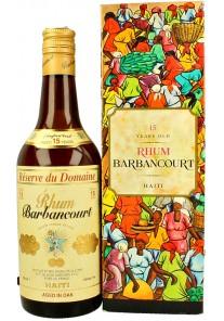 Rum Barbancourt Haiti 15 anni 0,70 lt.