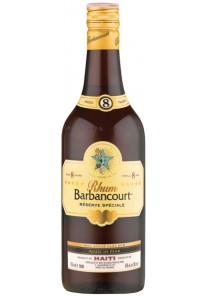 Rum Barbancourt Haiti 8 anni 0,70 lt.