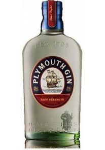 Gin Plymouth Navy Strength 57% 0,70 lt.