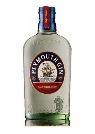 Gin Plymouth Navy Strength 57% 0,70 lt.