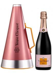 Champagne Veuve Clicquot Rose Love Porta Ghiaccio 0,70 lt.