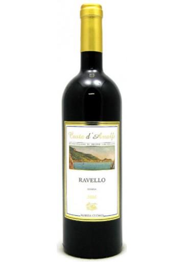Ravello Rosso Riserva Costa D\'Amalfi 2012 0,75 lt.