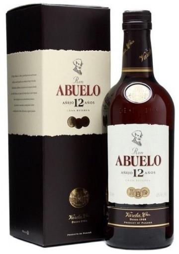 Rum Abuelo 12 anni 0,70 lt.