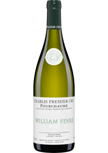 Chablis Premier Cru William Fevre Fourchame 2013 0,75 lt.