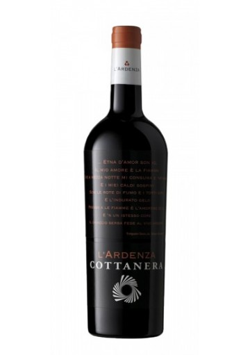 L\'Ardenza Rosso Cottanera 2003 0,75 lt.