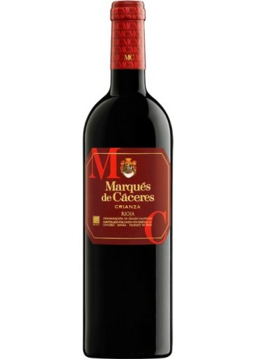Rioja Marques de Caceres Crianza 2012 0,75 lt.