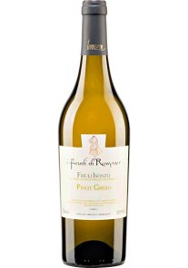 Pinot Grigio I Feudi di Romans 2016 0,75 lt.