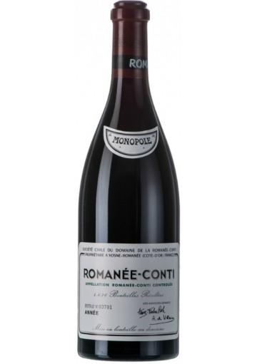Romanée Conti 2013 0,75 lt.