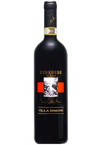 Cesanese Villa Simone DOCG ( Non filtrato) 2012 0,75 lt.