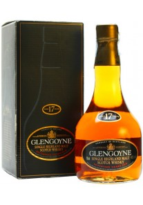 Whisky Glengoyne Single Malt - 17 anni 0,70 lt.