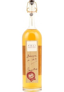 Grappa Poli Jacopo Barrique 1999 0,70 lt.