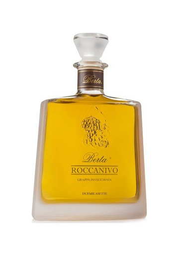 Grappa Berta Roccanivo Senza Cassetta 0,70 lt.