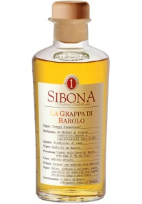 Grappa Sibona Barolo 0,50 lt