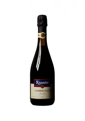 Lambrusco Riunite Secco - 0,75 lt.