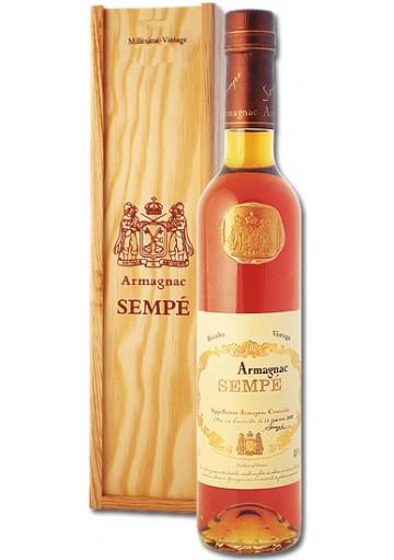Bas Armagnac Sempe 1967 0,70 lt.