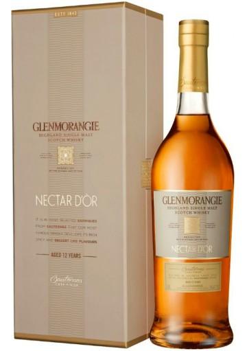 Whisky Glenmorangie Nectar D\'or 12 anni 0,70 lt.
