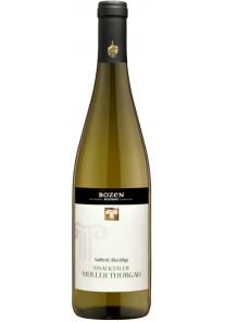 Muller Thurgau Bozen Cant. Prod. Bolzano 2016 0,75 lt.