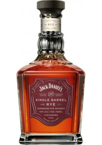 Whisky Jack Daniel\'s Single Barrel Rye 0,70 lt.