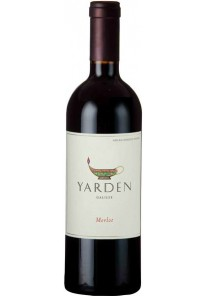 Merlot Yarden 2012 0,75 lt.