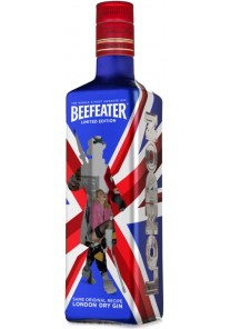 Gin Beefeater Limited Edition Patriotic Sleeves 0,70 lt.