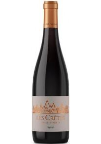 Syrah Les Cretes Coteau La Tour 2015 0,75 lt.