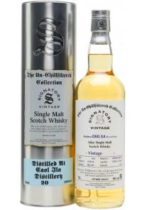 Whisky Caol Ila Single Malt 14 Anni Sel. Signatory Unfiltered 1997 0,70 lt
