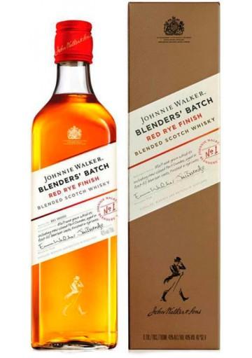 Whisky Johnnie Walker Blender\'s Batch Red Rye Finish 0,70 lt.