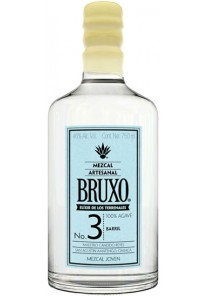 Mezcal Bruxo N°3 0,70 lt.